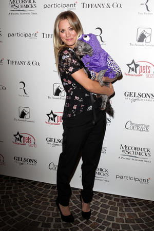 The Amanda Foundation's Annual Bow Wow Beverly Hills Halloween Event at Two Rodeo - 27.10.2013 Kaley Cuoco,