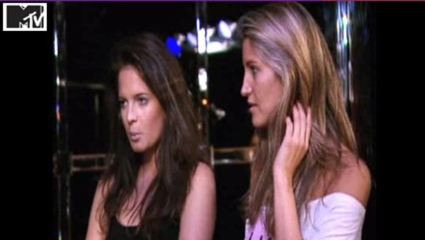 Made in Chelsea's Binky Felstead and Cheska Hull appear on MTV's My Super World Class - 2011