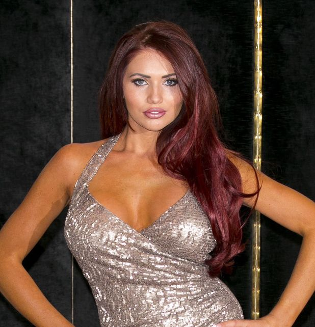 Amy Childs fashion collection launch, Melia White House Hotel, London, Britain - 11 Sep 2013