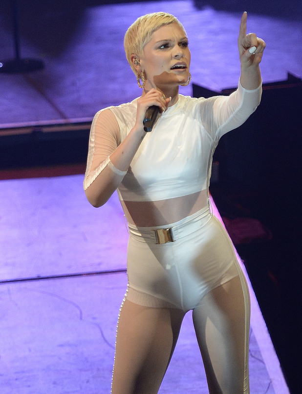 Jessie J performing at the iTunes Festival in London - 23/09/2013