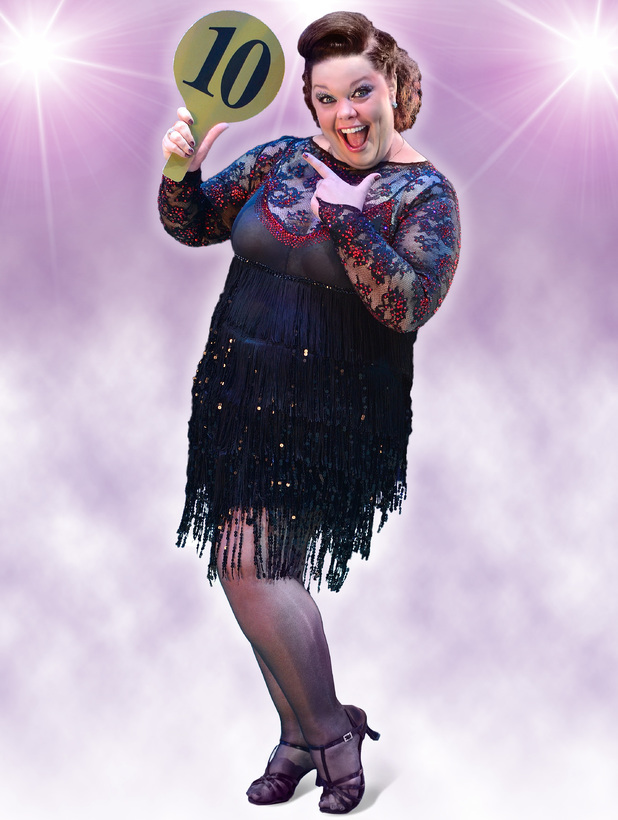 Lisa Riley announced as host of Strictly Come Dancing Live Tour - 31 October 2013