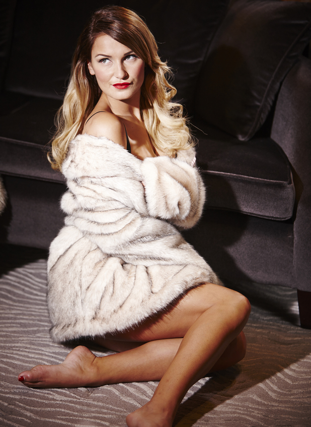 Sam Faiers shoot for Reveal. STRICTLY ONE TIME USE ONLY IN REVEAL
