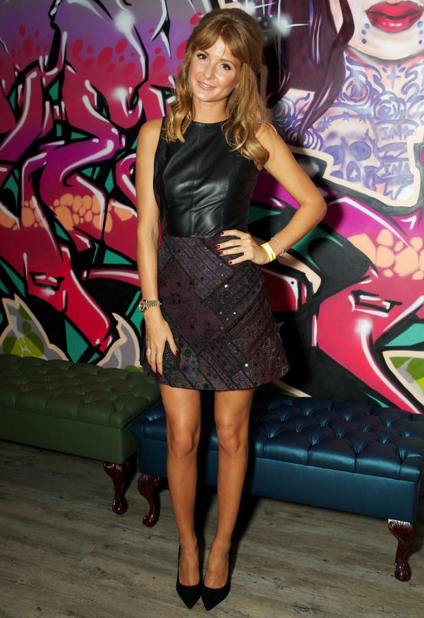 Millie Manderson at Green Thursdays at INK LDN, 3 October 2013