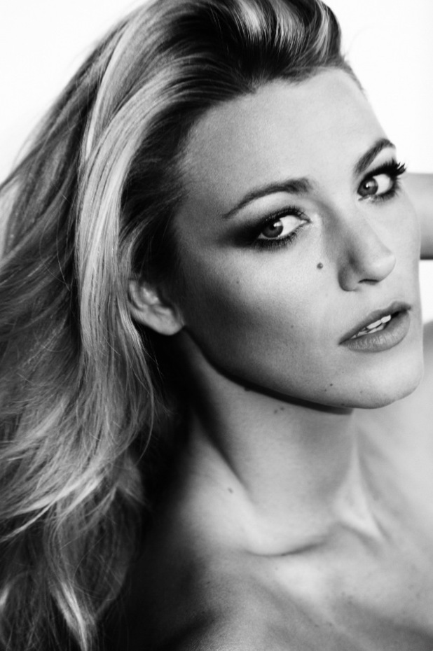 Blake Lively becomes the new L'Oreal Paris spokesperson - October 2013