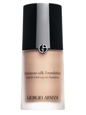 Giorgio Armani Luminous Silk Foundation, £34.50