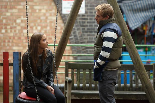 EastEnders, Peter wants to help, Fri 8 Nov
