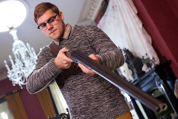 Hollyoaks, Will takes hostages, Wed 6 Nov
