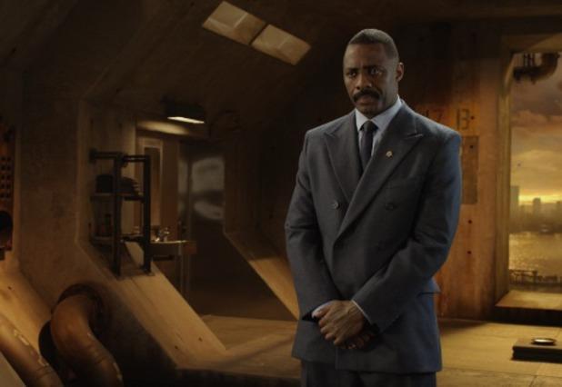 Idris Elba in Pacific Rim - 2013