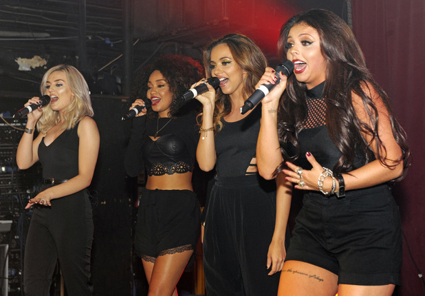 Little Mix perform at G-A-Y, 9 November 2013
