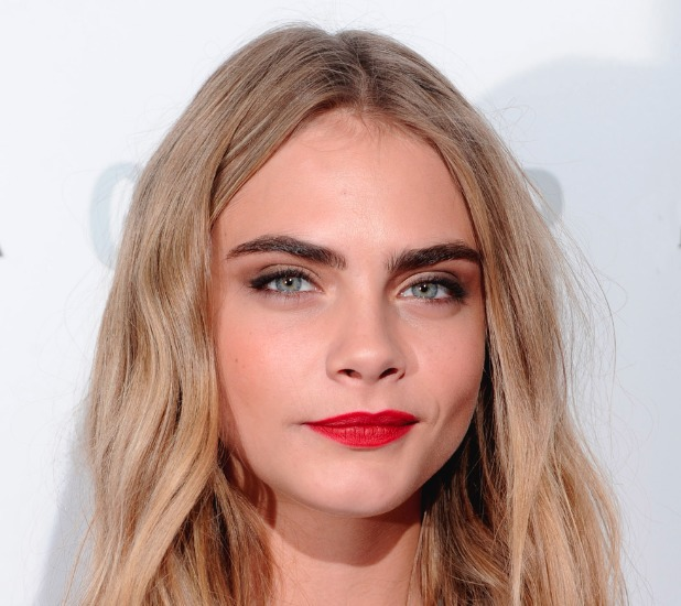 Would you have an eyebrow transplant to look like Cara?