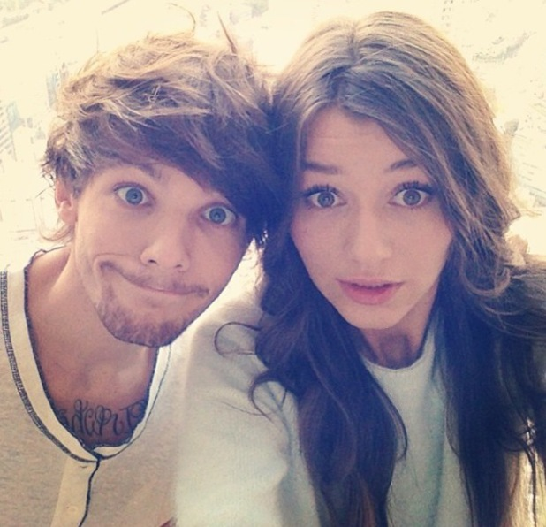 One Direction's Louis Tomlinson in Tokyo with girlfriend Eleanor Calder - 4.11.2013