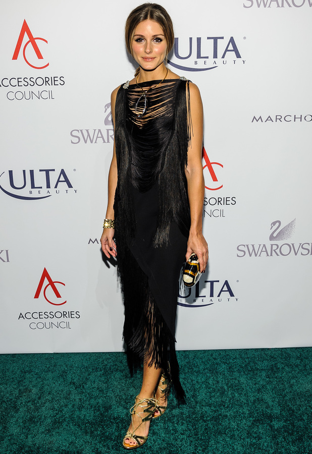 Olivia Palermo at the 17th Annual Accessories Council Excellence Awards in New York, 4 November 2013