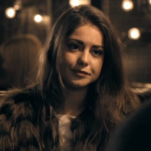 Louise Thompson meets up with Spencer Matthews on Made In Chelsea - 11.11.2013