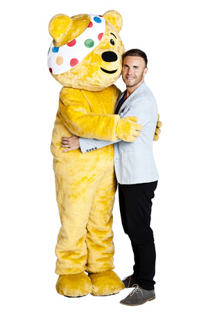 Children In Need Rocks, Gary and Pudsey, Thu 14 Nov