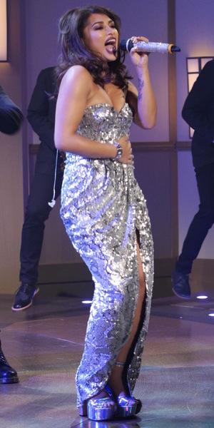 The Saturdays' Vanessa White - 'The Paul O'Grady Show' TV Programme, London, Britain - 11 Nov 2013