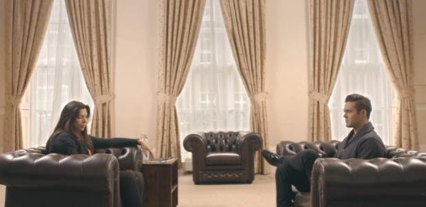 Spencer Matthews has a psychotherapy session, Made In Chelsea, 11.11.13