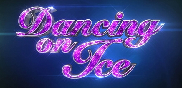 Dancing On Ice logo.