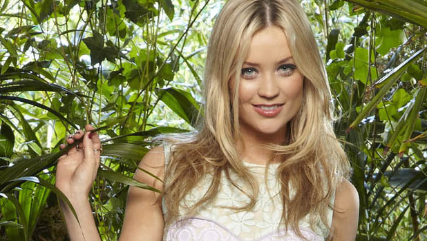 I'M A CELEBRITY.. GET ME OUT OF HERE NOW! Laura Whitmore