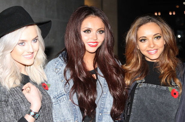 Little Mix at Radio 1, Nov 13