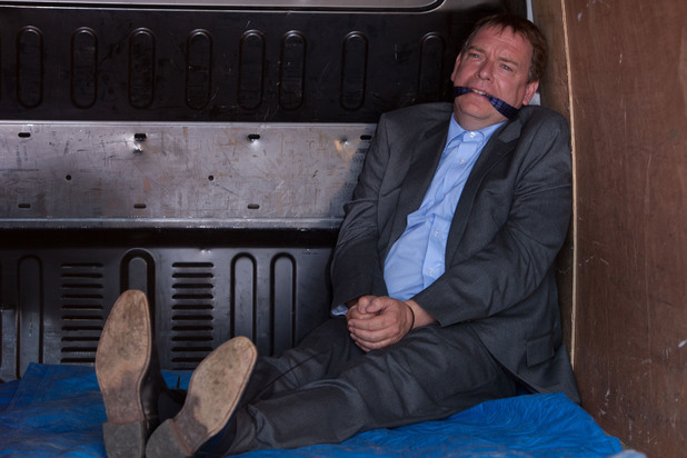 EastEnders, Ian kidnapped, Tue 12 Nov