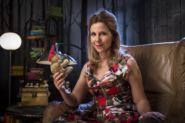 Crackanory, Dave, Sally Phillips, Wed 13 Nov