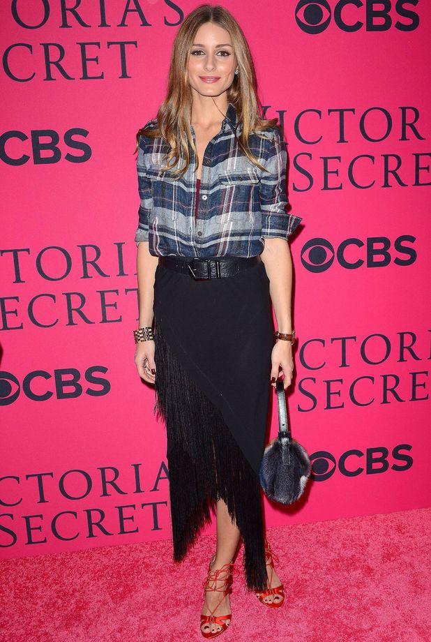 Olivia Palermo - Victoria's Secret Fashion Show, Arrivals, New York, America - 13 Nov 2013
