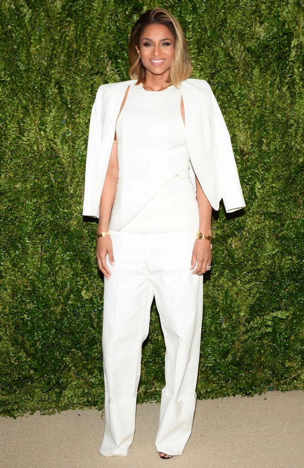 The Tenth Annual CFDA Vogue Fashion Fund Awards, New York, America - 11 Nov 2013 Ciara