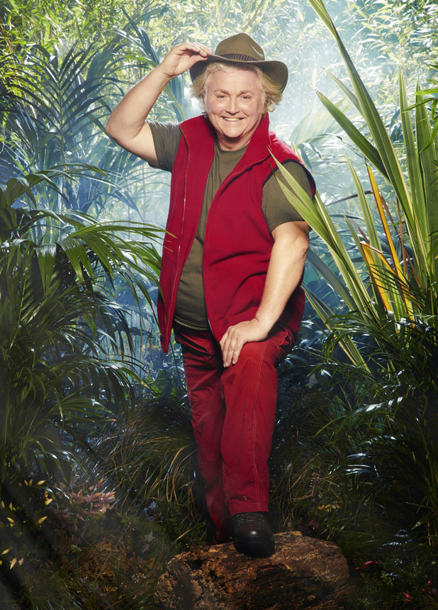 I'm A Celebrity Get Me Out Of Here 2013 lineup: David Emanuel