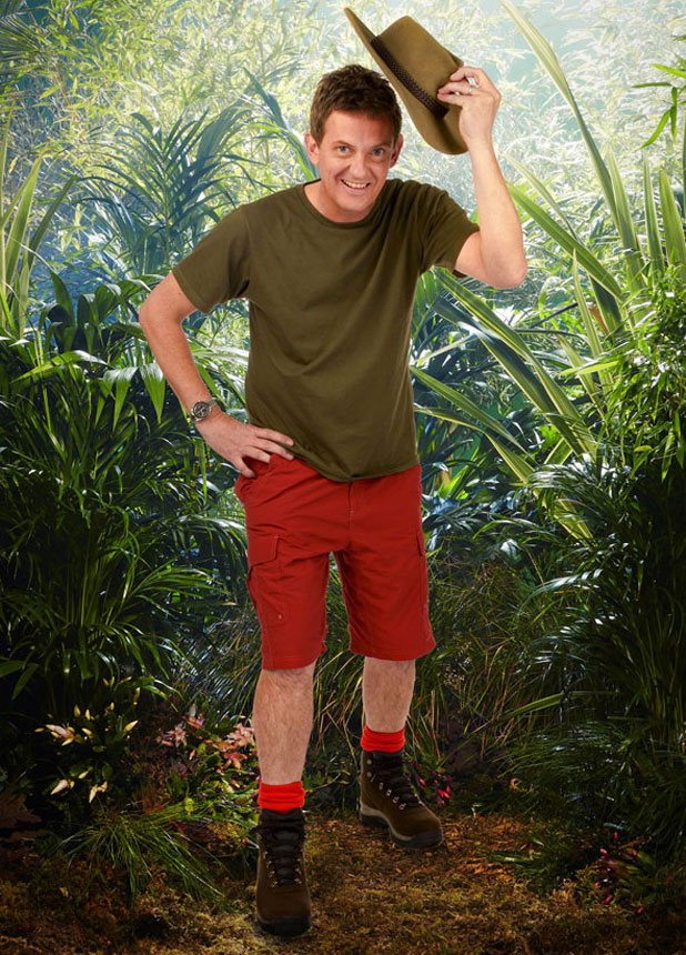 I'm A Celebrity Get Me Out Of Here 2013 lineup: Matthew Wright