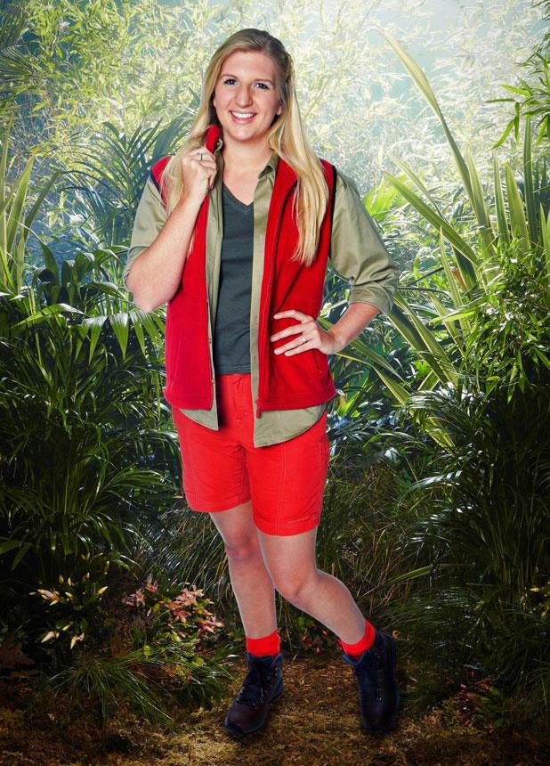 I'm A Celebrity Get Me Out Of Here 2013 lineup: Rebecca Adlington