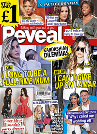 Reveal magazine week 47 2013 cover