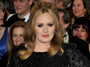 The 85th Annual Oscars at Hollywood & Highland Center - Red Carpet Arrivals Adele Adkins, 02/24/2013