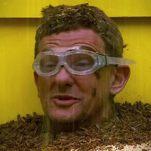 Joey Essex and Matthew Wright are seen taking part in 'Up To Your Neck In It' on 'I'm A Celebrity Get Me Out Of Here NOW!'. Shown on ITV2 HD