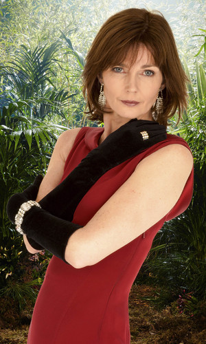 I'm A Celebrity.. Get Me Out Of Here! late entry - model Annabel Giles