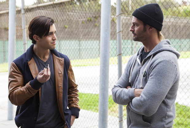 Josh Holloway in 2013 film Battle of the Year: The Dream Team