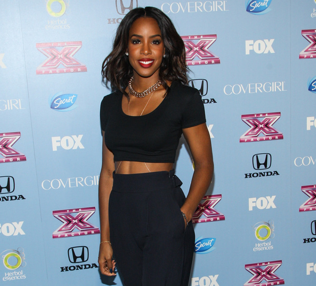 "FOX's ""The X Factor"" Season 3 Finalists Party Contestants and judge Kelly Rowland attends FOX's ""The X Factor"" Season 3 Finalists Party held at the SLS Hotel. 11/05/2013. Beverly Hills, United States"