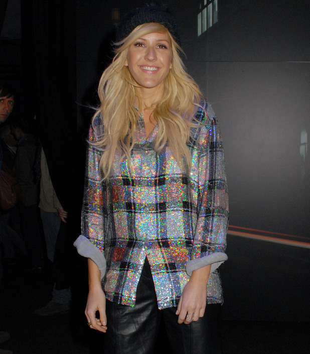 Ellie Goulding attends the MINI Launch Party at The Old Sorting Office. 18.11.13