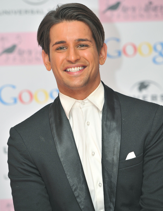 Ollie Locke attends The Amy Winehouse Foundation Ball held at The Dorchester, 11/20/2013