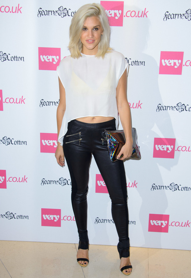 Ashley Roberts at the Fearne Cotton SS14 clothing range for Very launch in London, 12 September 2013