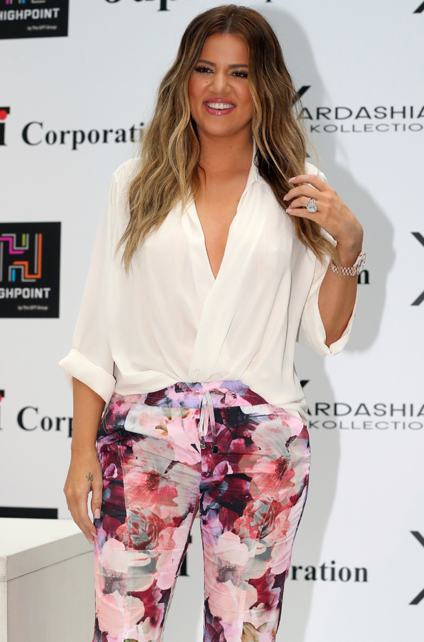 Khloe Kardashian meets fans at Highpoint Shopping Centre, Melbourne, Australia - 20 Nov 2013
