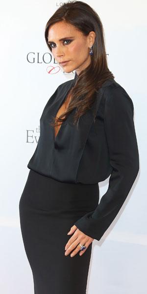 Victoria Beckham at Global Gift Gala 2013, London, 19 November 2013