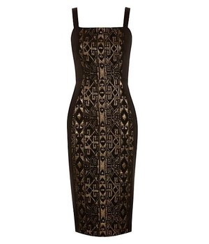 Dress, £39.99, Kelly Brook for New Look