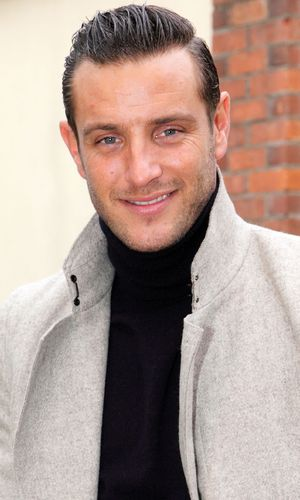 Celebrities out and about in Brentwood, Essex, Britain - 12 Oct 2013 Elliott Wright