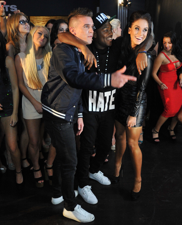Geordie Shore's Gaz Beadle teams up with X Factor's The Risk for debut song 'Party Like A RockStar (Up Your Game Up)'