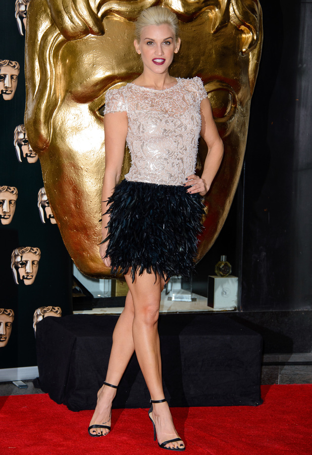 Ashley Roberts - BAFTA British Academy Children's Awards, London, Britain - 24 November 2013