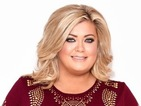 Gemma Collins stuns while modelling new Christmas clothing collection