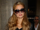 Paris Hilton nails airport glam in floaty maxi skirt as she lands in LA