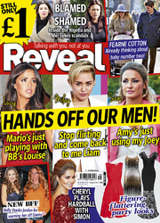 Reveal cover issue 49 - on sale 3 December 2013