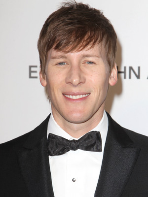 Dustin Lance Black, 21st Annual Elton John AIDS Foundation's Oscar Viewing Party, 24 February 2013