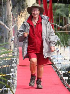 'I'm A Celebrity...Get Me Out Of Here!' TV Programme, eviction, Australia - 03 Dec 2013 Laila Morse